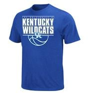 Kentucky Wildcats Royal Comfortable Lead T-Shirt