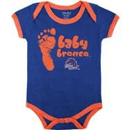 Boise State Broncos Infant Royal Game On Creeper