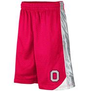 Ohio State Buckeyes Red Youth Vector II Shorts