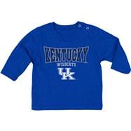 Kentucky Wildcats Royal Infant Huddle Long Sleeve T-Shirt