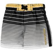 Iowa Hawkeyes Toddler Rookie Stripe Board Short