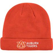 Auburn Tigers Orange Under Armour Cuffed Beanie Knit Hat