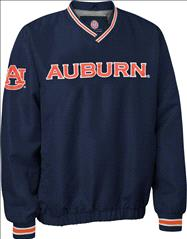 Auburn Tigers Navy Pre-Season Wordmark Jacket