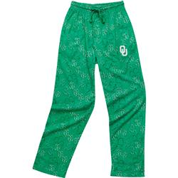 Oklahoma Sooners Cornwell St. Patrick's Day Printed Knit Pants
