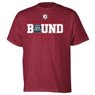 Alabama Crimson Tide National Championship Game Bound T-Shirt