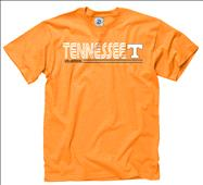 Tennessee Volunteers Black Retrospective T-Shirt