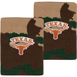 Texas Longhorns Camouflage Wristband