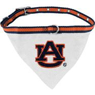 Auburn Tigers Dog Collar Bandana