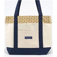 LSU Tigers Yellow Tote by Vineyard Vines