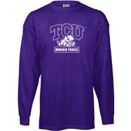 TCU Horned Frogs Kids/Youth Perennial Long Sleeve T-Shirt
