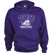 TCU Horned Frogs Kids/Youth Perennial Hooded Sweatshirt
