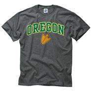 Oregon Ducks Dark Heather Perennial II T-Shirt
