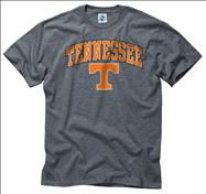 Tennessee Volunteers Dark Heather Perennial II T-Shirt