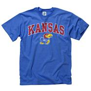 Kansas Jayhawks Youth Royal Perennial II T-Shirt
