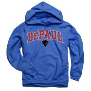 Depaul Blue Demons Youth Royal Perennial II Hooded Sweatshirt