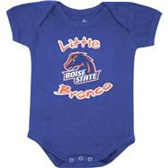Boise State Broncos Newborn / Infant Royal Lil' Pup Creeper