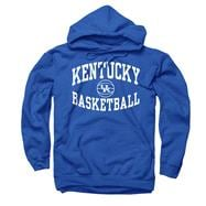 Kentucky Wildcats Royal Reversal Basketball Hooded Sweatshirt
