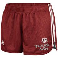 Texas A&M Aggies Women's Maroon adidas Urban Paint Shorts