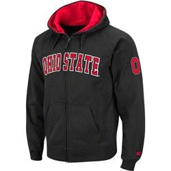 Ohio State Buckeyes Automatic Hood -Black