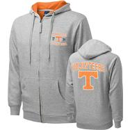 Tennessee Volunteers Griffin Legend Thermal Lined Full-Zip Hooded Sweatshirt