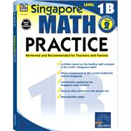 Singapore Math Practice, Level 1b,9780768240016