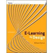 e-Learning by Design,9780470900024