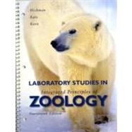 Laboratory Studies in Integrated Principles of Zoology,9780072970050