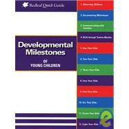 Developmental Milestones of Young Children, 9781605540054  