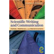 Scientific Writing and Communication : Papers, Proposals, an..., 9780195390056  