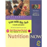 Nutrition Now With Infotrac