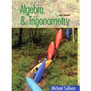 Algebra and Trigonometry,9780130800060