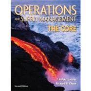Loose-leaf  Version Operations and Supply Management The Core,9780077400064