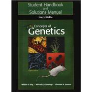 Concepts of Genetics : Student Handbook,9780131490086