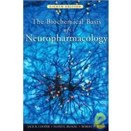 The Biochemical Basis of Neuropharmacology,9780195140088