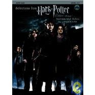 Selections From Harry Potter and the Goblet of Fire: Instrum..., 9780739040096