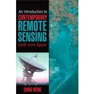 Introduction to Contemporary Remote Sensing Earth from Space, 9780071740111
