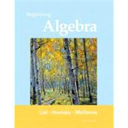 Beginning Algebra plus MyMathLab/MyStatLab -- Access Card Package
