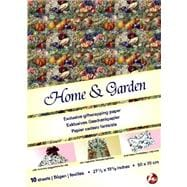 Gift Wraps: Home and Garden, 9783833160165