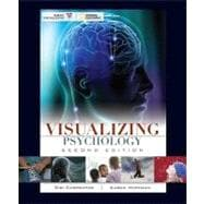 Visualizing Psychology, 2nd Edition,9780470410172