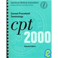 Cpt 2000 : Current Procedural Terminology