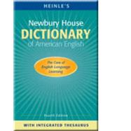 Heinle�s Newbury House Dictionary of American English with Integrated Thesaurus (Hardcover)