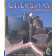 Chemistry Principles and Reactions (with CD-ROM)