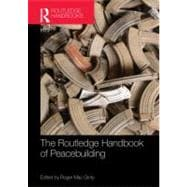 Routledge Handbook of Peacebuilding,9780415690195