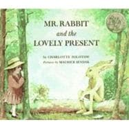 Mr. Rabbit and the Lovely Present, 9780064430203