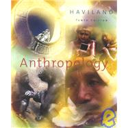 Anthropology With Infotrac,9780534610203