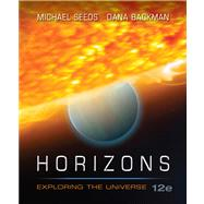 Horizons : Exploring the Universe,9781111430207