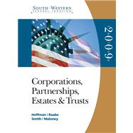 South-Western Federal Taxation: Corporations, Partnerships, Estates, & Trusts (Book with CD-ROM)