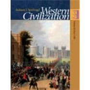Western Civilization: Volume II: Since 1500 (Chapters 13-29, Non-InfoTrac Version)