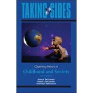 Taking Sides : Clashing Views in Childhood and Society,9780078050213