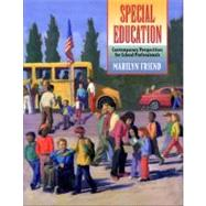 Special Education : Contemporary Perspectives for School Professionals (Special Advance Edition)